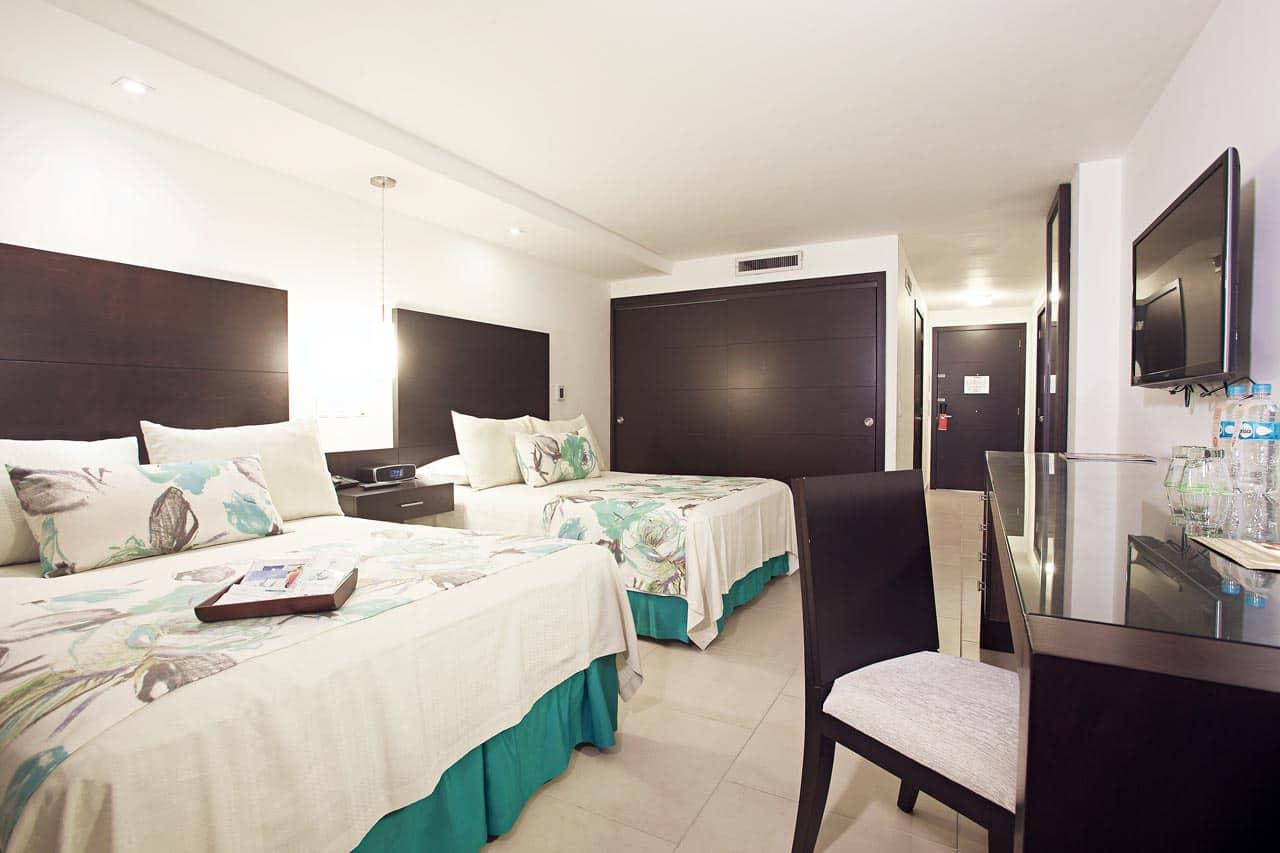Habitaciones con vista al mar en Cartagena Hotel Capilla del Mar