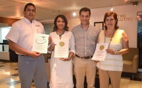 medios de comunicación social novia por correo bailando en Cartagena